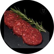 Mini Burger Meat Vaca 40G
